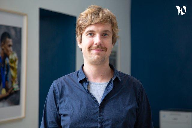 Meet Adrien, Cofounder and CTO - Sorare