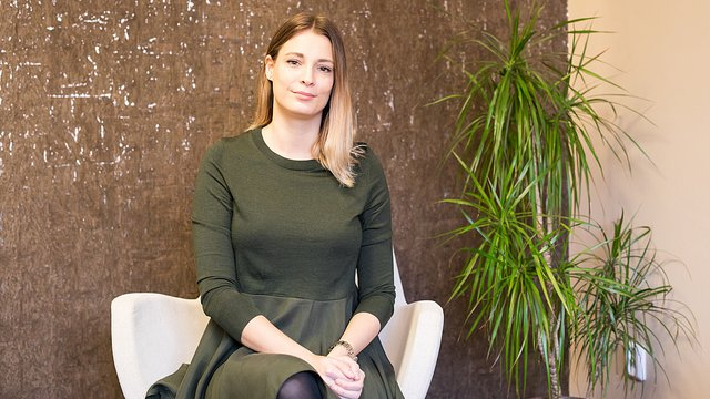 Kristína Ryšavá, Test Manager - KRONE consulting