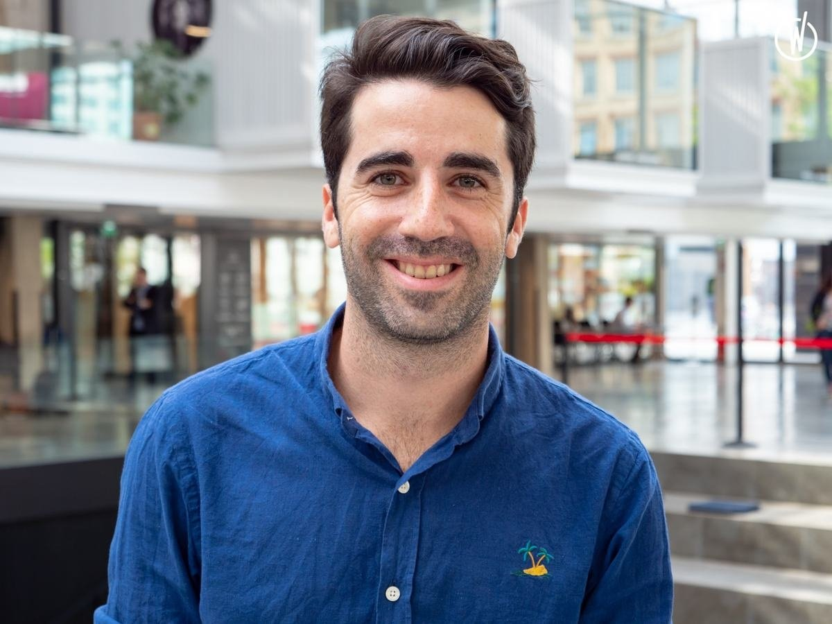 Rencontrez Sacha, COO & Co fondateur - Pinpo