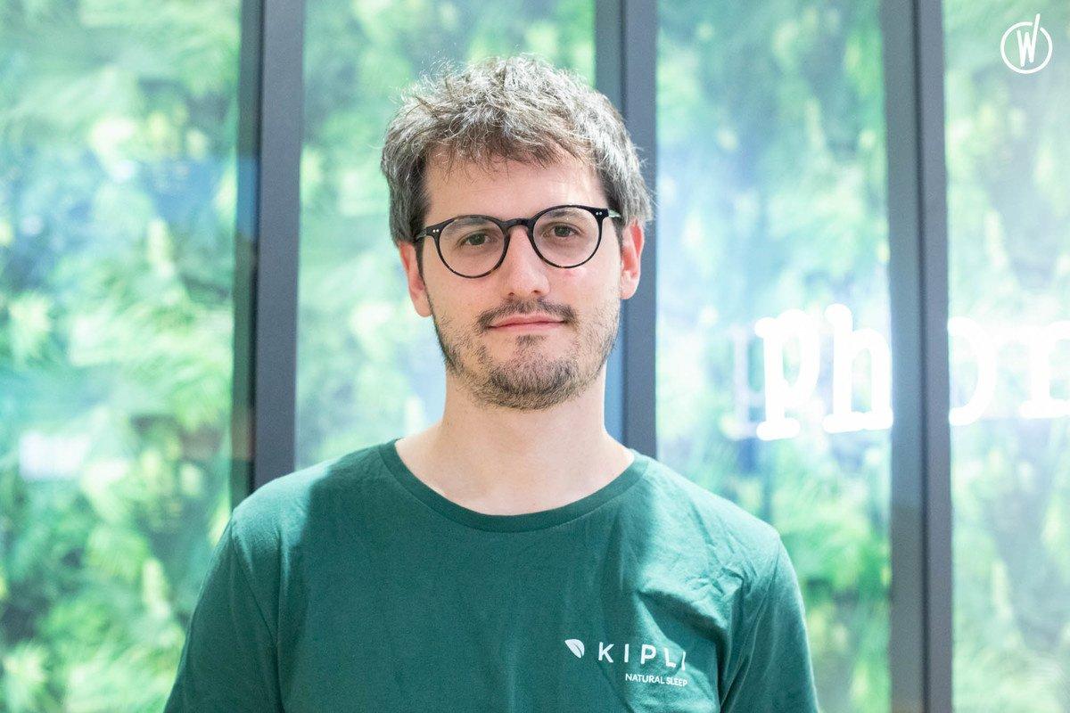 Rencontrez Davide, Co-founder & CEO - Kipli
