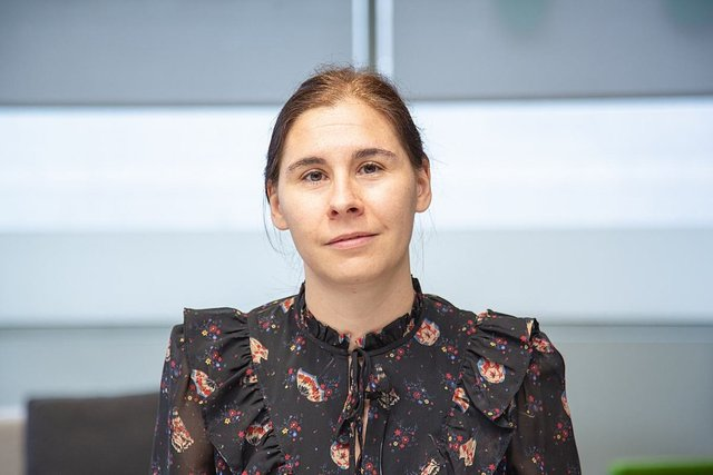 Conoce a Sara, Business Data Partner - BNP Paribas Personal Finance
