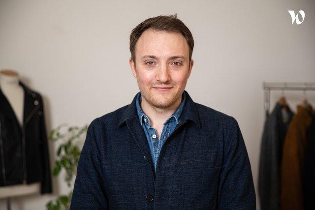Rencontrez Benoit, Président et co-fondateur - BonneGueule