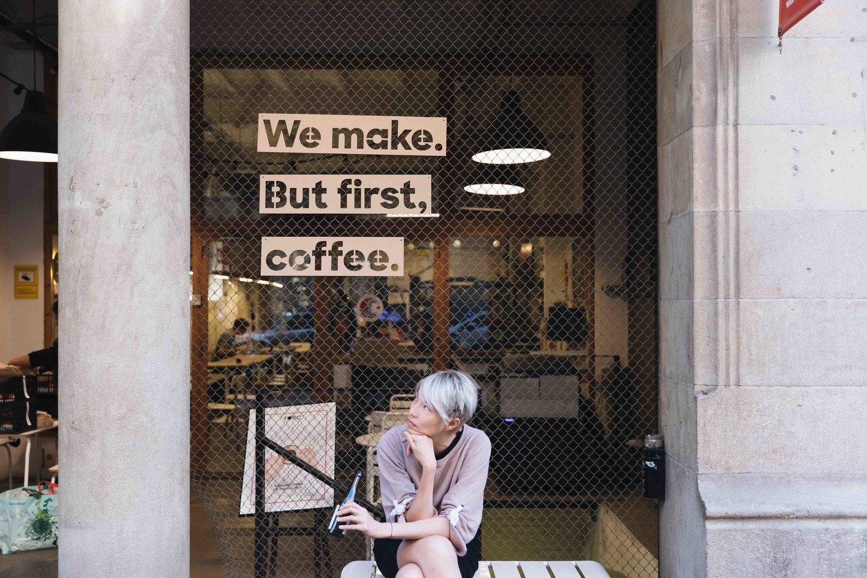 Cecilia Tham, cofounder of Makers of Barcelona