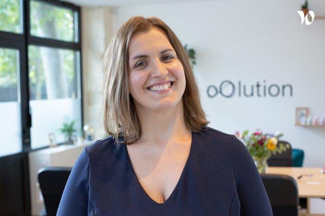 Rencontrez Anne-Marie, Fondatrice - oOlution