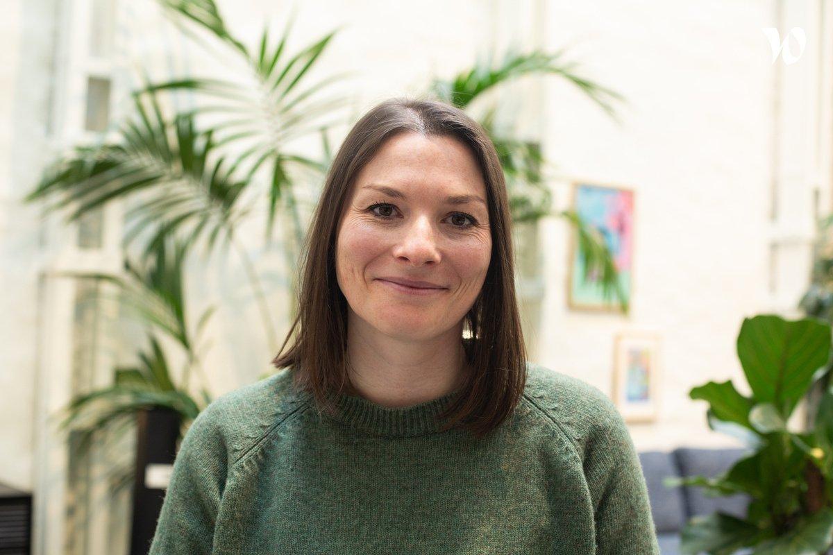 Rencontrez Chloé, HR Business Partner - MADE.COM