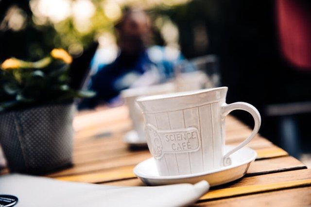 Už 10 let - Science Café