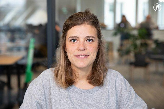 Rencontrez Inès , Marketing Manager France - Bolt
