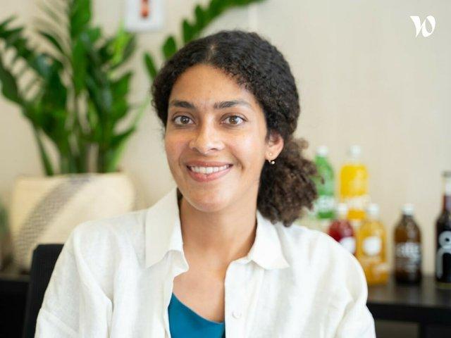 Rencontrez Carolina, Directrice Marketing - Lemonaid & Charitea
