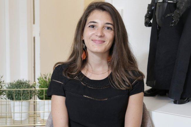 Rencontrez Laurianne, Chef de projet - HISTORY GROUP