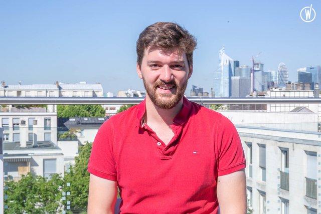Rencontrez Martin, Digital Campaign Executive - GroupM