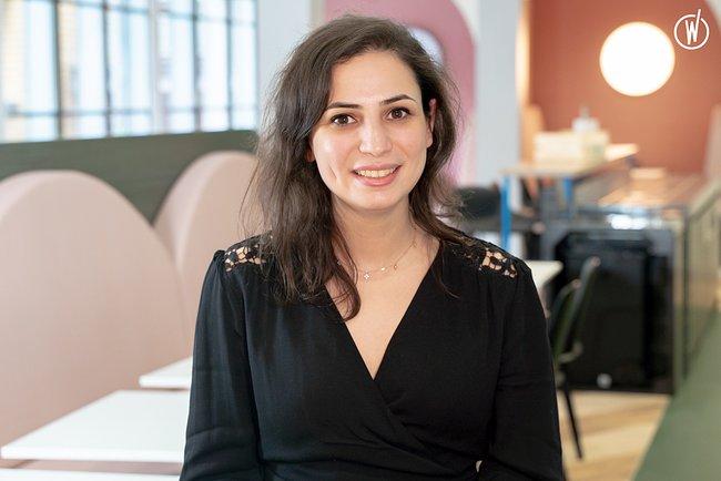 Rencontrez Salma, Brand Specialist - Amazon