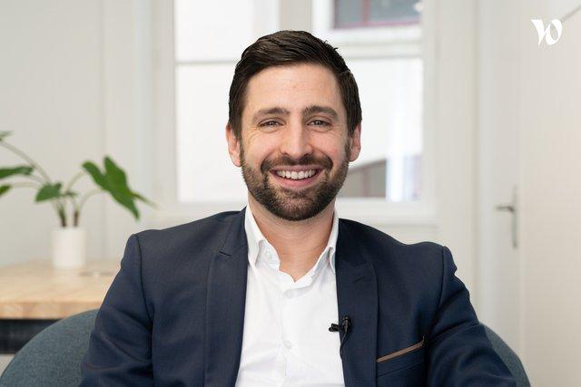 Rencontrez Anthony , Directeur associé  - Keltis