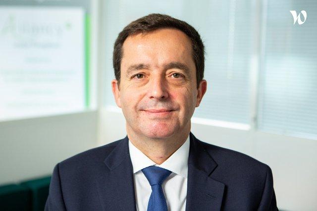 Rencontrez Romuald, Directeur Général Délégué - Ailancy