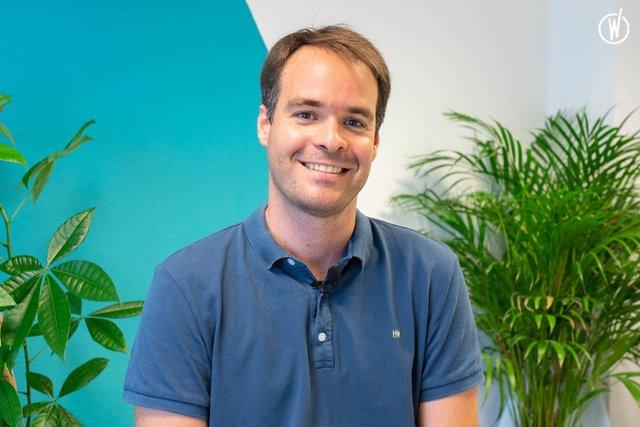 Rencontrez Benoît, Co-fondateur & CEO - Wefight
