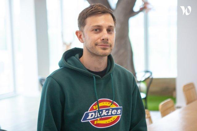 Meet Dima, Technical Support Engineer - Dataiku