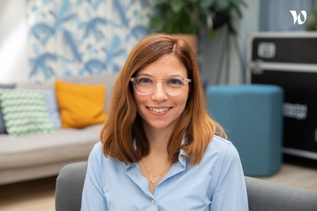 Rencontrez Prisca, Chef de projet numérique - Enedis