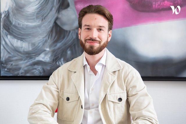 Rencontrez Jérémy, Conseiller en investissement immobilier Junior - Cabinet IGC