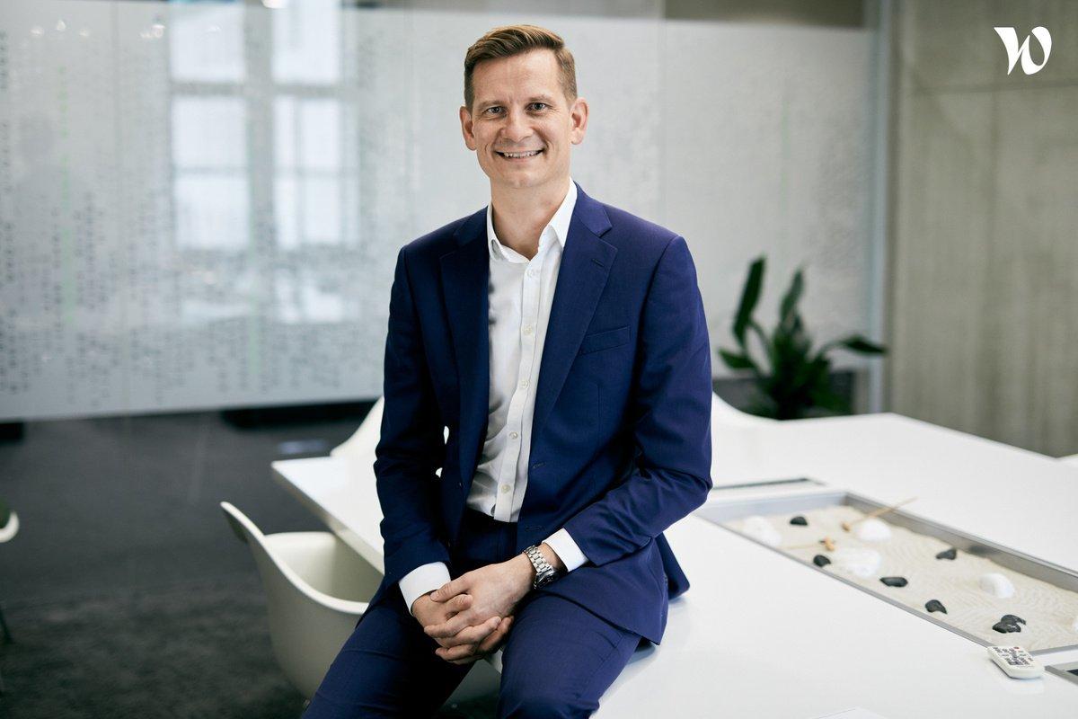 Petr Studnička, Managing Partner  - ASB Group