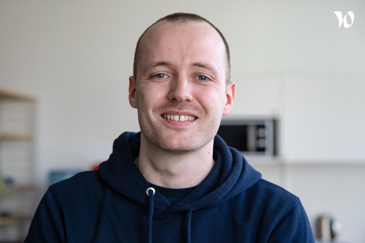 Rencontrez Johann, Software engineer - Batch