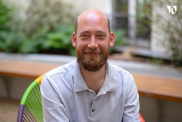Rencontrez François, Directeur international du développement commercial - Bleckwen