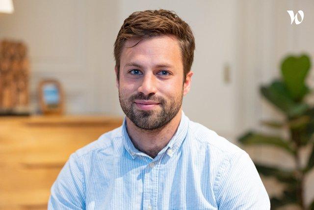 Rencontrez Lucas, Business Developer Click & Coach - Talentis