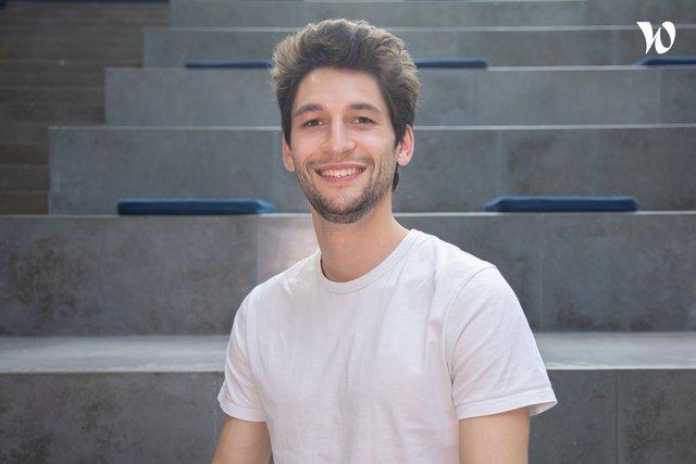 Rencontrez Hugo, Product et project manager - DEEPSIGHT