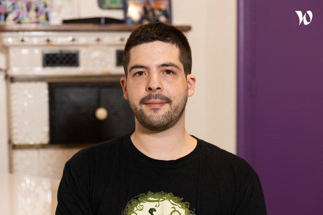 Rencontrez Maxence, Développeur full stack - DELTA RM