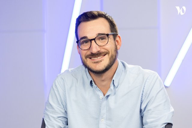 Rencontrez Christophe, Directeur de production - NetMedia Group