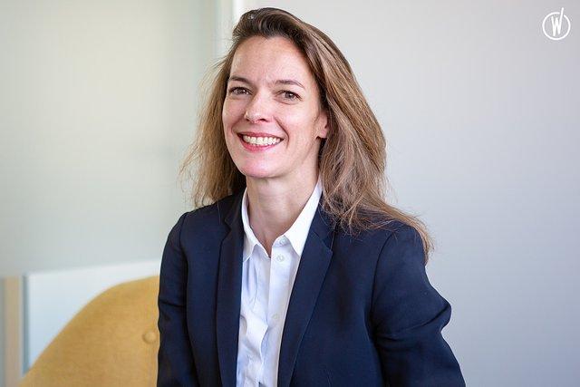 Rencontrez Alexandra, Directrice de divisions - Fyte