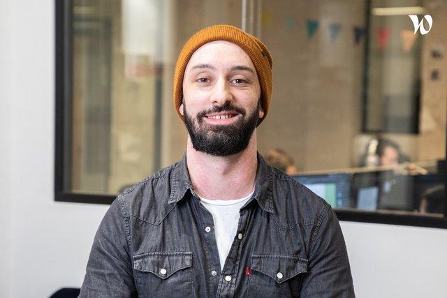 Rencontrez Marc, CTO - Japhy