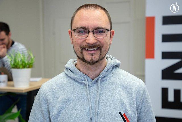 Rencontrez Guillaume, VP Engineering - Jenji