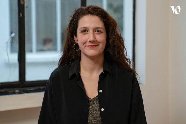 Rencontrez Francesca, Cheffe de projets - Babel international