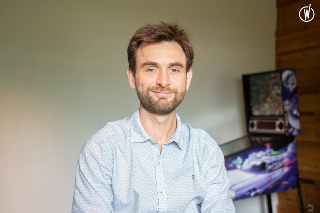 Rencontrez Cédric, Chef de projet informatique  - 123Roulement