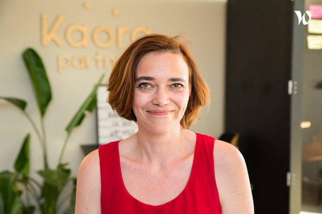 Rencontrez Nolwen, Cheffe de projet AMOA - KaOra Partners