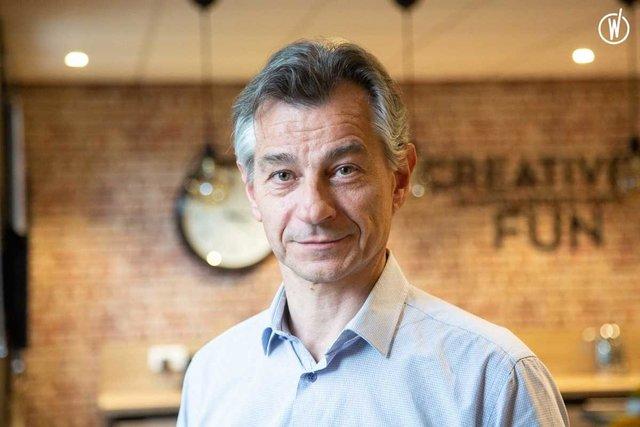 Rencontrez Jean Jacques, Directeur de la R&D  - Esker