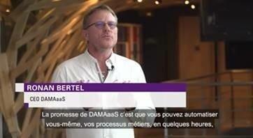 DAMAaaS vu par le CEO - 3mn - Inagua SAS - éditeur de DAMAaaS