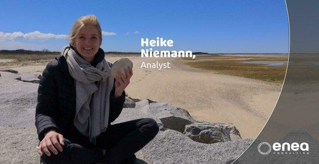 Meet Heike  - Enea Consulting