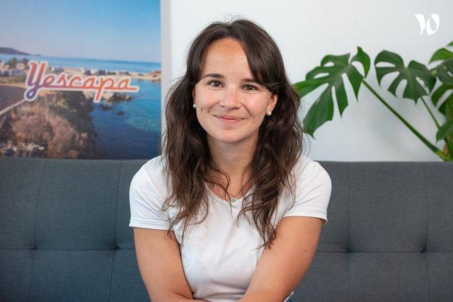 Rencontrez Julie Da Vara, COO - Yescapa