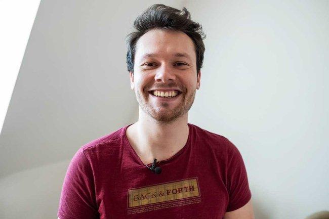 Rencontrez Arnaud, Développeur Front End -  Axance Technology