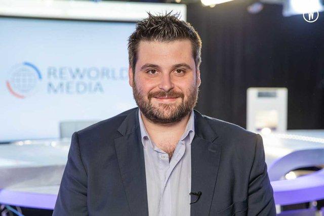 Rencontrez Jérémy, Directeur des Activités Numériques - Reworld Media