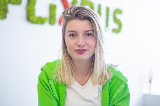 Rencontrez Ophelie, Account manager - FlixBus