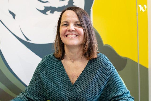 Rencontrez Nathalie, Consultante emarketing -  Groupe Sarbacane