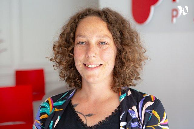 Rencontrez Mathilde, Lead Customer Success Manager - Pomelo-Paradigm