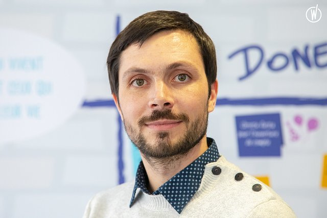 Rencontrez Joël, Architecte technique IoT - Agixis