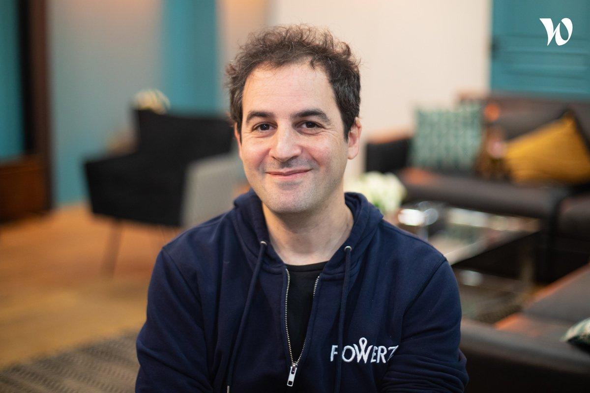 Rencontrez Emmanuel, CEO - PowerZ