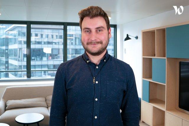 Rencontrez Vincent, Chef de projet digital – Direction de la Communication - Icade - Icade