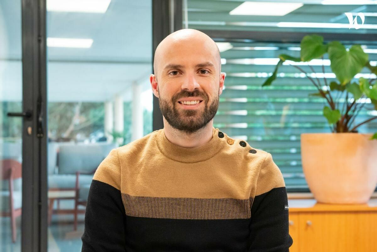Rencontrez Simon Baudry, Cofondateur & Customer Success Director - Luos