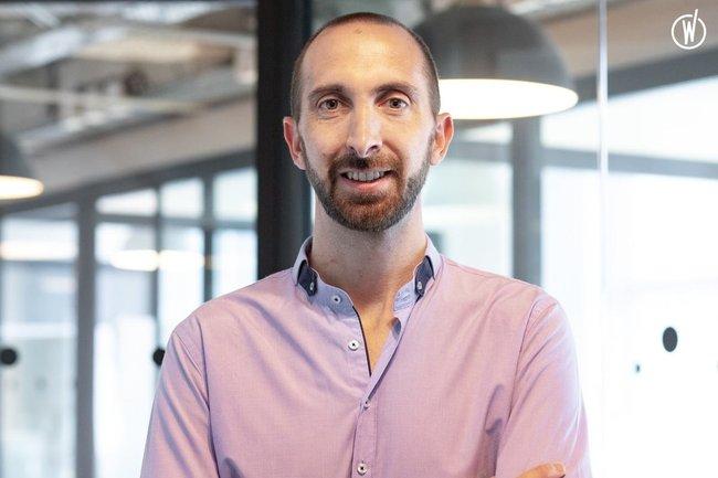 Rencontrez Sylvain, Partnerships Senior Manager - Gympass