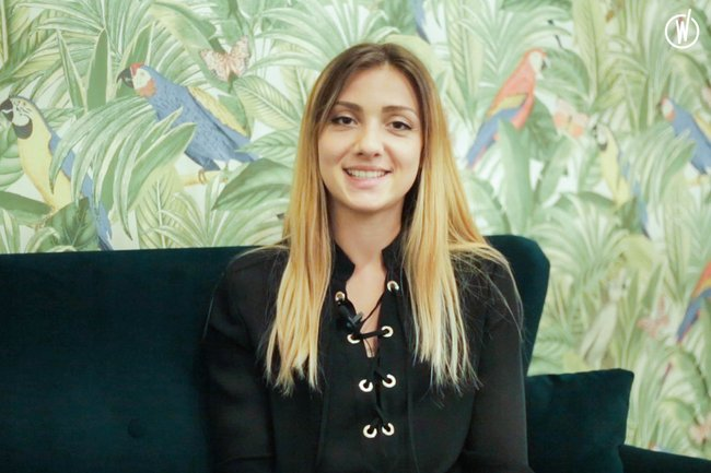 Rencontrez Sophie, Marketing Associate - Urban