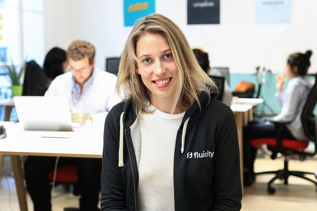 Rencontrez Julie, CEO - Fluicity